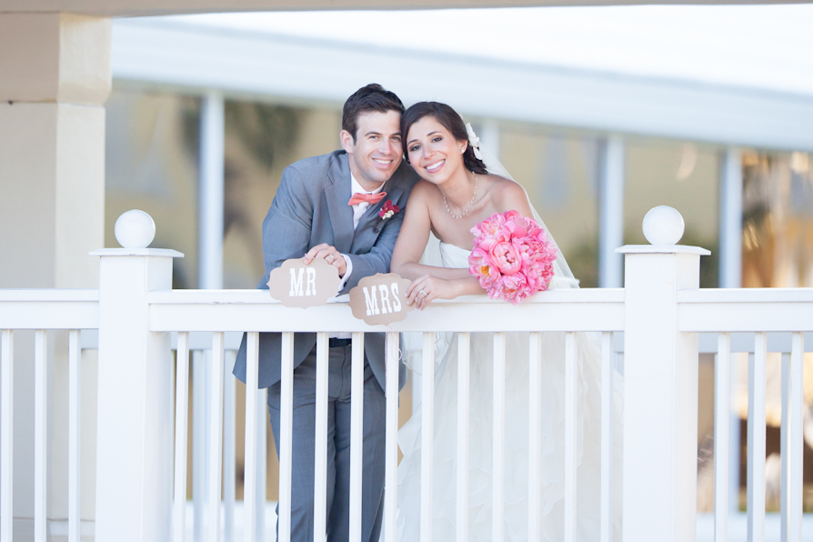 Ursula and Randall's wedding Featured on Style Me Pretty