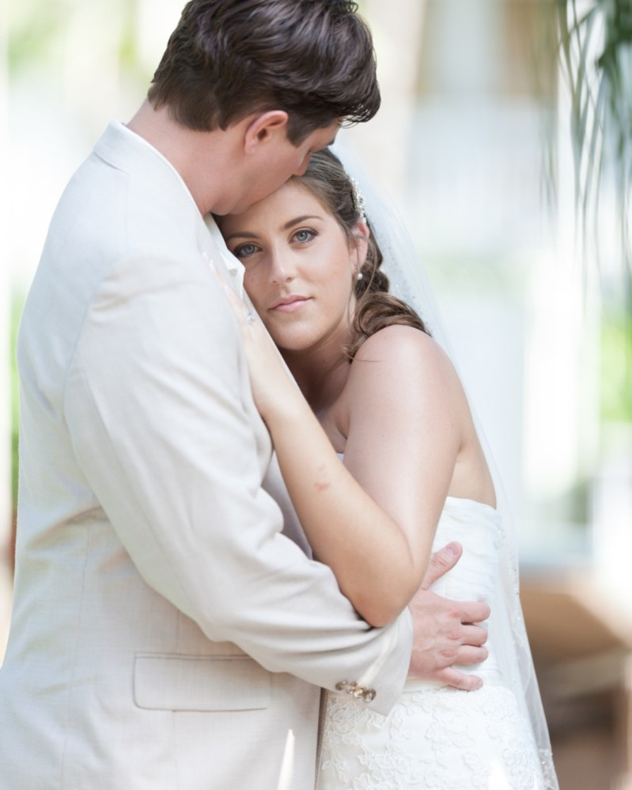 Caribbean Resort Wedding Images C&S-9