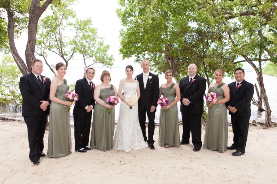 Key Largo Hilton Weddings N&J-8
