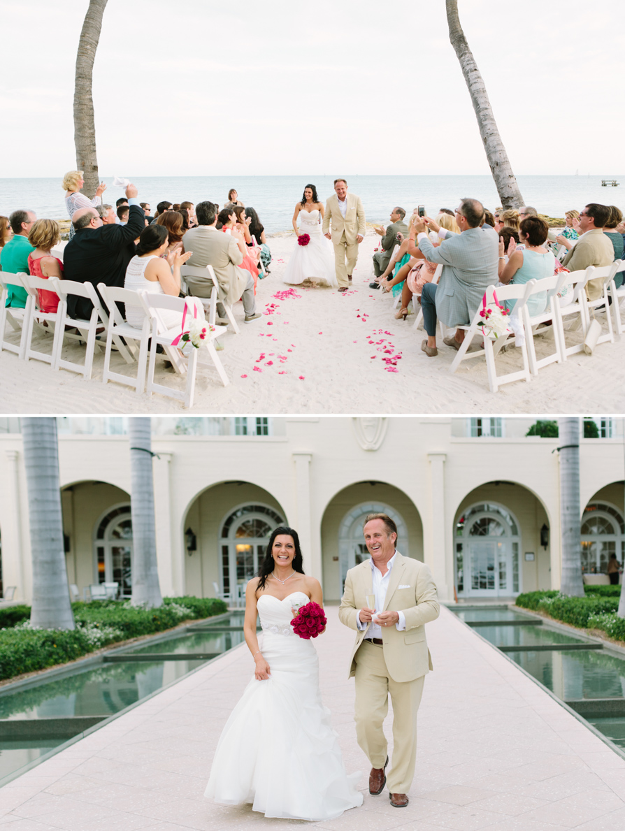 Casa Marina Weddings Key West05