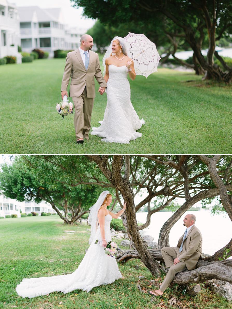 Hawks Cay Resort Weddings KandD-12
