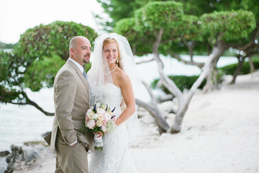 Hawks Cay Resort Weddings KandD-23