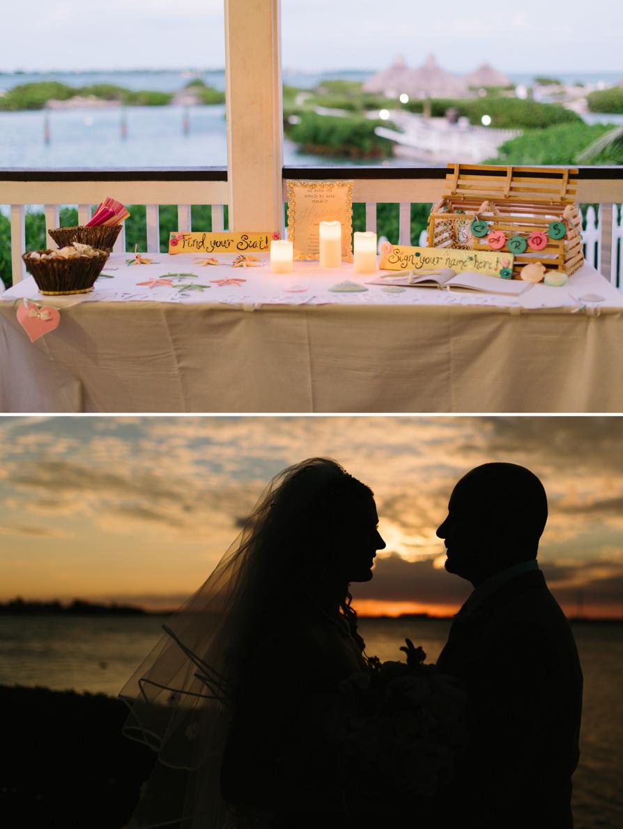 Hawks Cay Resort Weddings KandD-28