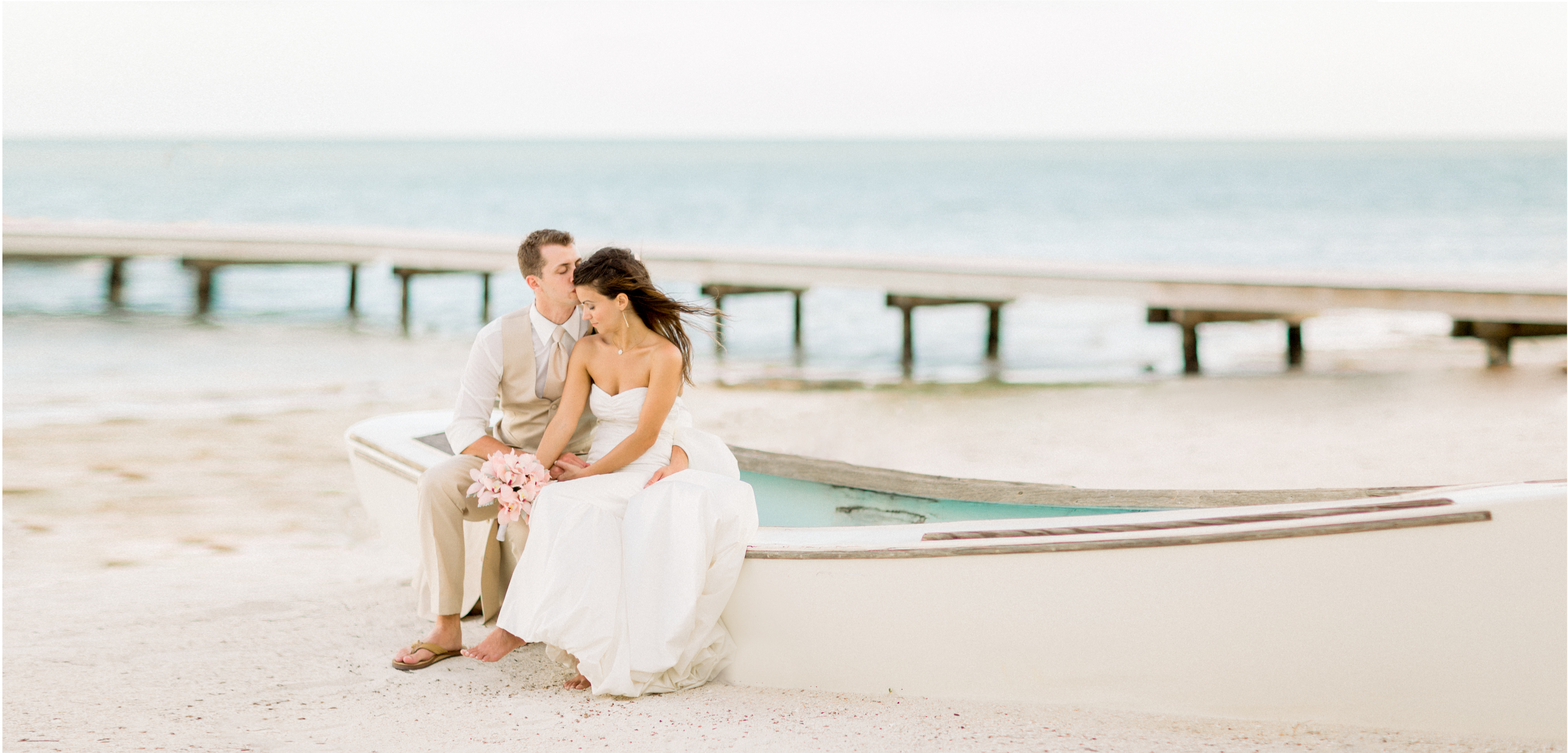 Florida Keys Beach Wedding