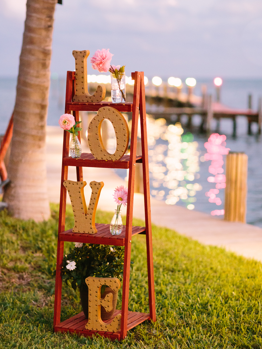 Islamorada Florida Wedings, Caribbean Resort