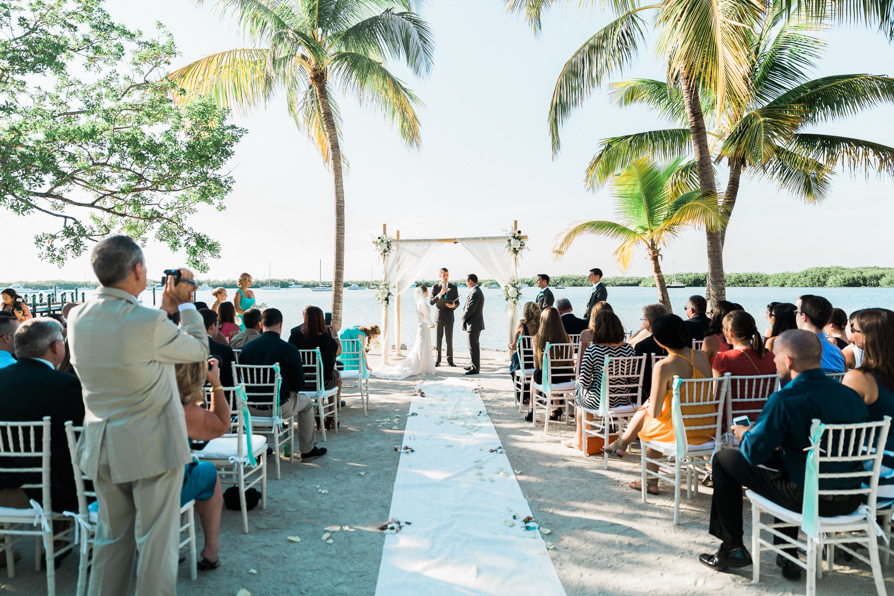 Islamorada Weddings, Coconut Palm Inn Weddings