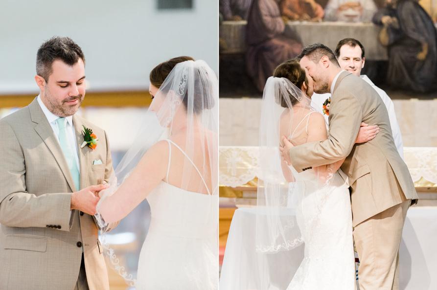 St. Justin the Martyr Catholic Church/ Key largo Wedding Photographer