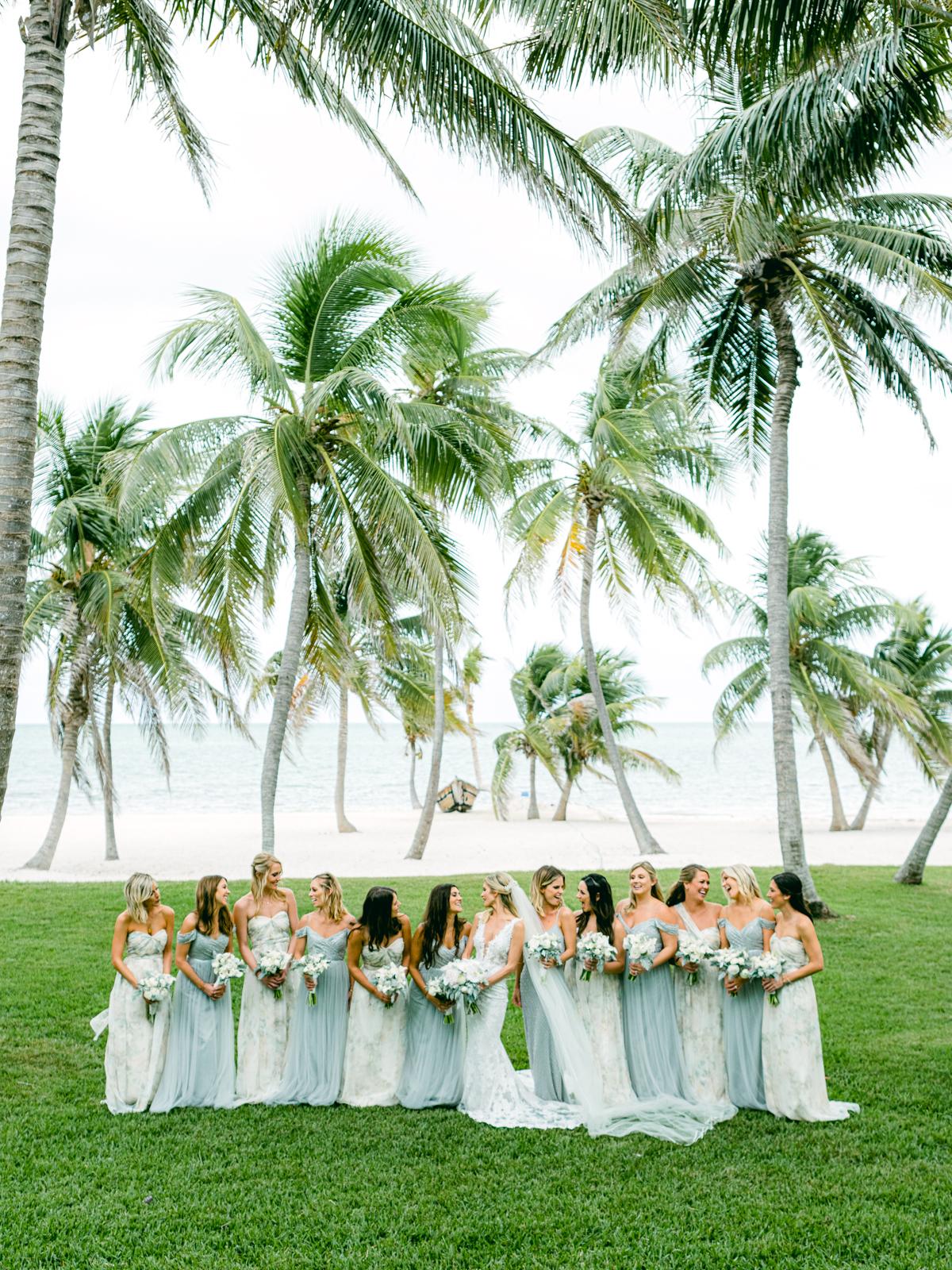Islamorada Beach Wedding Featured on Carats and Cake