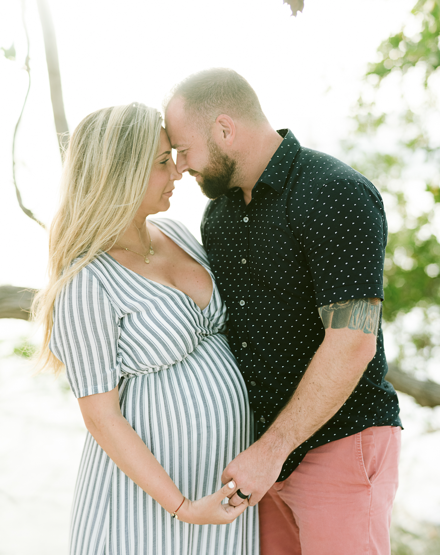 Maternity Photoshoot Florida Keys