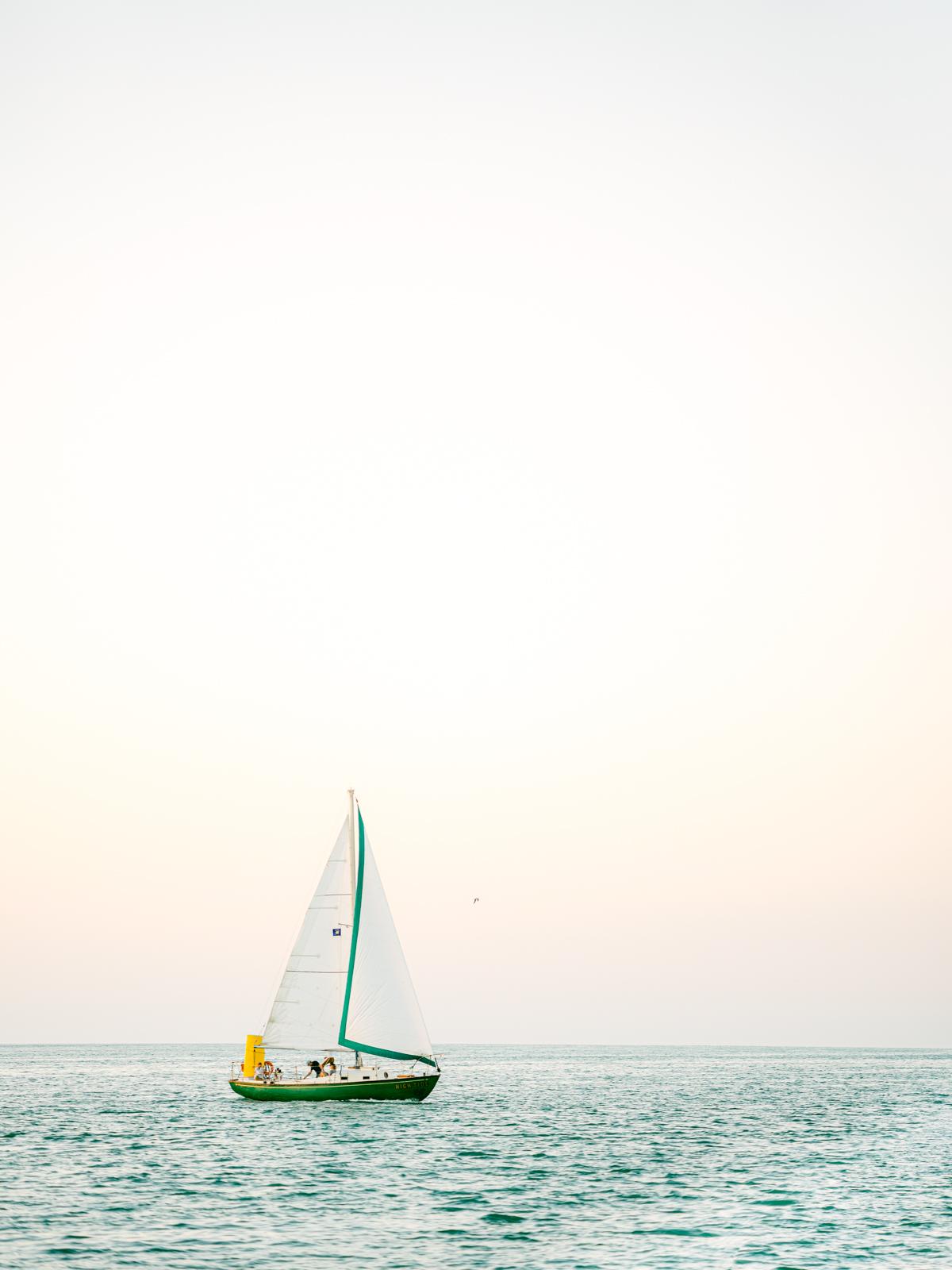 Key West sail