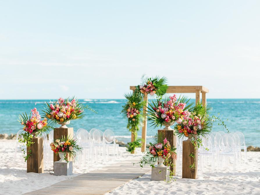 Key West Beach Wedding